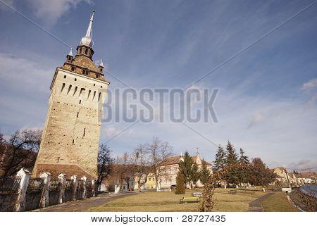Saschiz, Transylvania, Romania