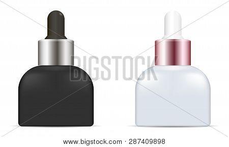 Oil Dropper Bottle  Vector & Photo (Free Trial) | Bigstock