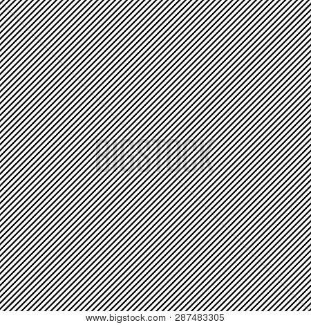 Oblique (45 Degrees) Straight Lines With  The White:black (thickness) Ratio Equal With 5:3 Fibonacci