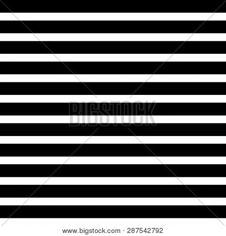 Horizontal Straight Lines With  The Black:white (thickness) Ratio Equal With 34:21 Fibonacci Ratio (