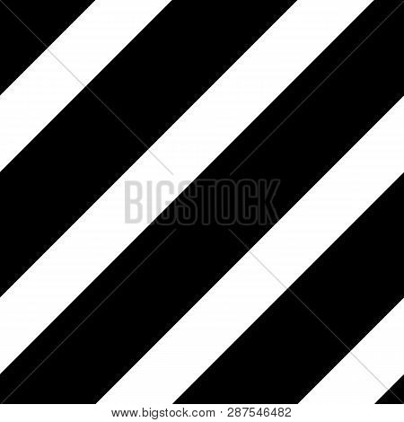 Oblique (45 Degrees) Straight Lines With  The Black:white (thickness) Ratio Equal With 144:89 Fibona
