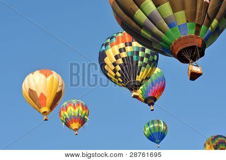 Reno Hot Air Balloon Race 2011