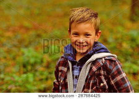 I Never Get Tired Of Smiling. Little Boy Happy Smiling Outdoor. Happy Little Boy. Smiling Child. Be