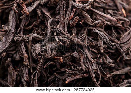 Black Tea Background