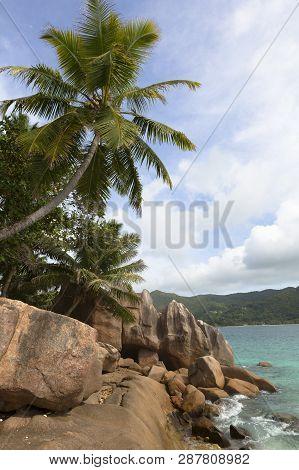 St. Pierre Island, Seychelles Islands, Tropical Paradise
