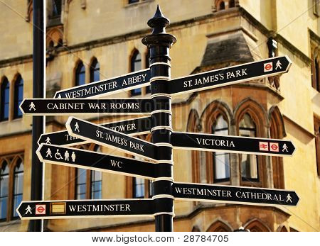 London's Signs