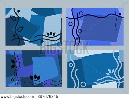 Artistic Hand Drawn Ethnic  Indian Motifs Sets For Backgrounds Cover Banner Design. Traditional Beau