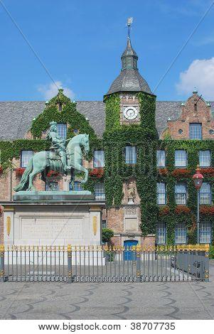 Town Hall,Duesseldorf,Germany