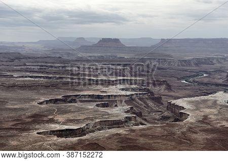 Green River Overlook, Canyon Lands National Park, Utah