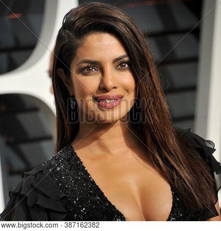 Hot Indian Actress Priyanka Chopra In Photoshoot In Mumbai In January 2020