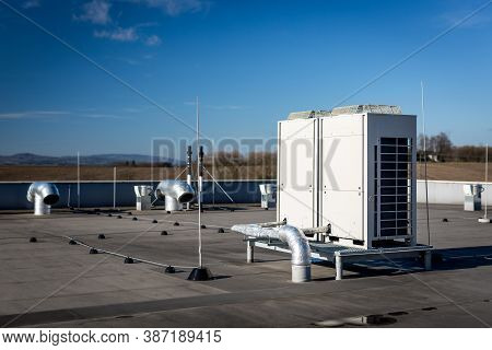 Ac, Air, Background, Blue, Building, Climate, Cold, Comfort, Commercial, Compressor, Condition, Cond