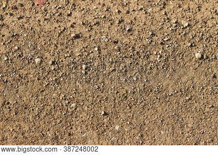 Dirt Road Background Texture, Outdoor Texture. Backdrop For Various Ideas.