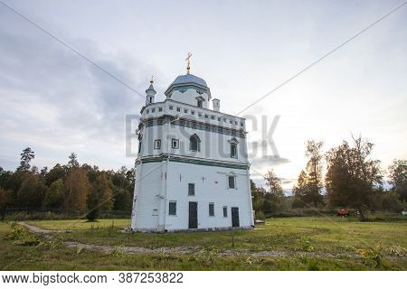 The Skit Of The Epiphany Of The Lord Of The Resurrection New Jerusalem Monastery In Istra