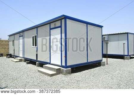 Portable House And Office Cabins. Labor Camp. Porta Cabin. Small Temporary Houses. Muscat, Oman : 29