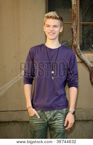 LOS ANGELES - OCT 21: Kenton Duty at the Camp Ronald McDonald for Good Times 20th Annual Halloween Carnival at the Universal Studios Backlot on October 21, 2012 in Los Angeles, California