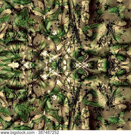 Military Uniform, Army Camo Design Of Camouflage Modern Pattern. 3d Illustration For Military Unifor