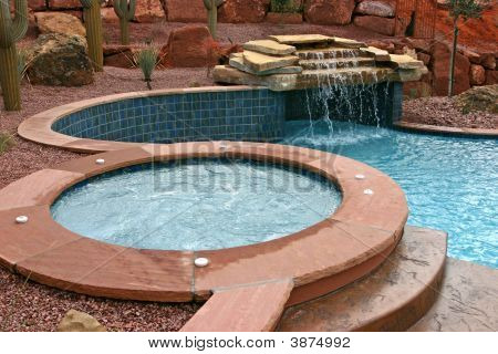 Desert Spa And Pool