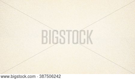 Pale Yellow Paper Texture Background, Kraft Paper Horizontal With Unique Design Of Paper, Soft Natur