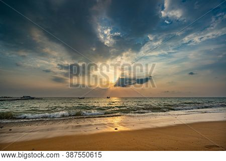 Khuk Khak Beach in Khao Lak Thailand