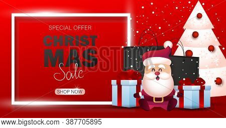 Christmas sale background. Merry Christmas sale card vector Illustration. Christmas sale background. Merry Christmas sale card vector Illustration. Christmas background. Merry Christmas card vector Illustration.Christmas. Christmas Vector. Christmas Backg