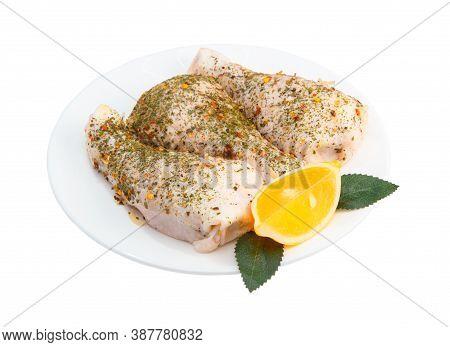 Stuffed Chicken Legs
