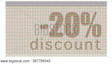 Discount Coupon -20% With The Guilloche Protection