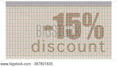 Discount Coupon -15% With The Guilloche Protection