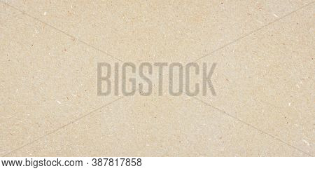 Light Brown Paper Texture Background, Kraft Paper Horizontal With Unique Design Of Paper, Soft Natur