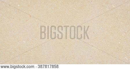 Light Brown Paper Texture Background, Kraft Paper Horizontal With Unique Design Of Paper, Soft Natur