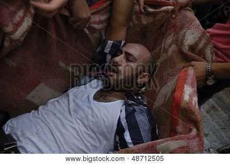 July 27 Rabaa El-adawya Massacre
