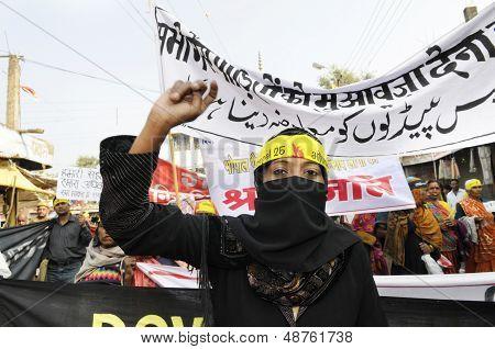Bhopal Agitation.
