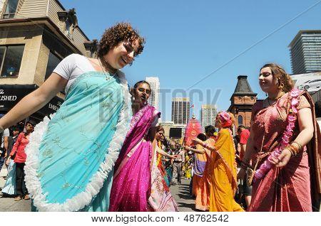 Festival of India-Toronto.