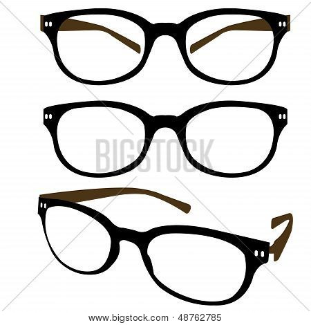 Spectacle Vector