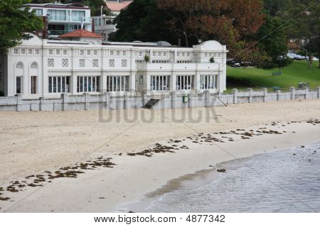 Pavilion On Balmoral Beach In Sydney