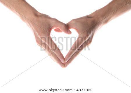 Hand Heart