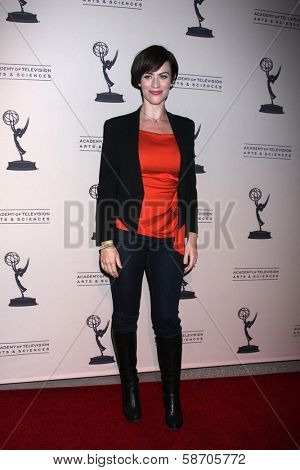 Maggie Siff at An Evening with