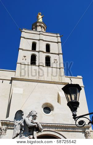 Notre Dame Church In Avignon