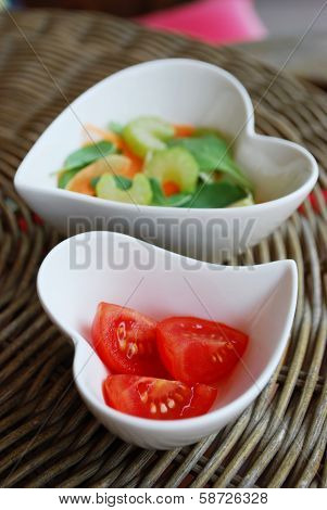 Two Hearts Salad
