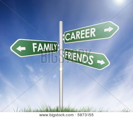 Career And Family Choise