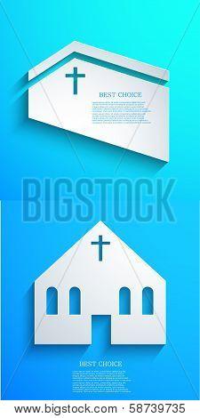 vector Christian backgrounds. Eps10