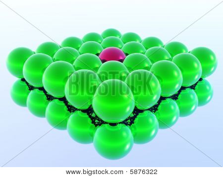 Different 3D Ball