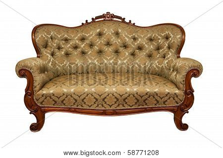 Sofa Isolated