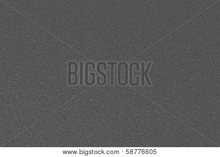 The black textured surface of artificial fabric for abstract backgrounds and for textural wallpaper poster