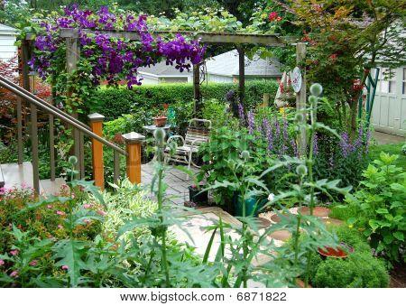Garten retreat