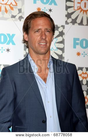 LOS ANGELES - JUL 20:  Nat Faxon at the FOX TCA July 2014 Party at the Soho House on July 20, 2014 in West Hollywood, CA