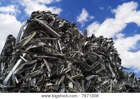 Aluminum Scrap Sky High