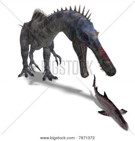 Dinosaur Suchominus