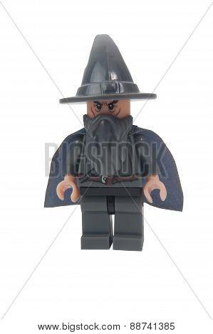 Gandalf The Grey Custom Lego Minifigure