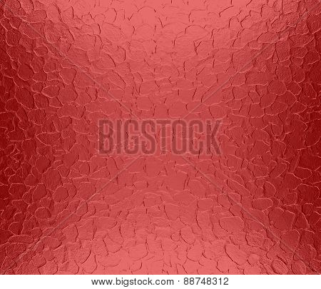 Auburn metallic metal texture background