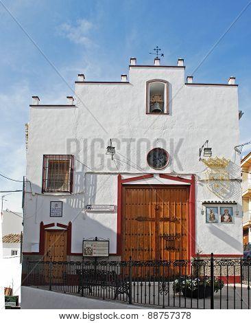 San Pedro church, Rute.